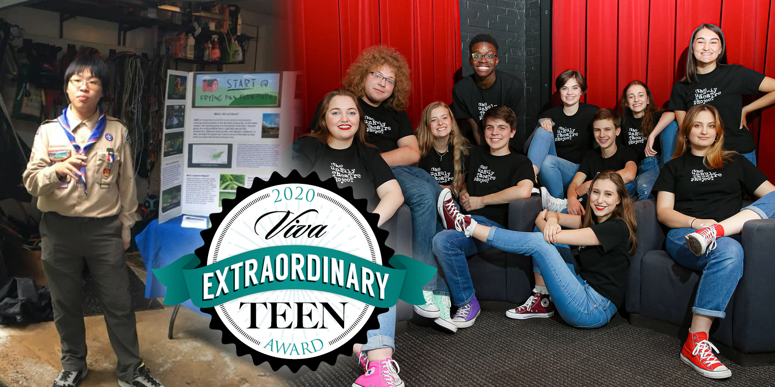Extraordinary Teens