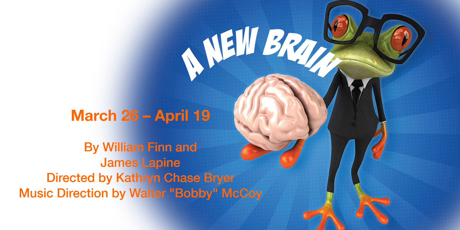 1st Stage's Production of A New Brain Opens in Tysons