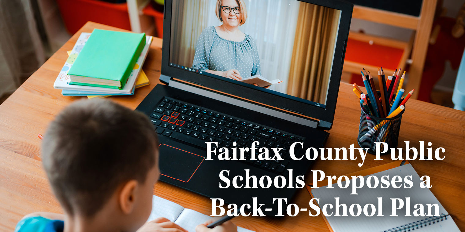 Fairfax County Public Schools Proposes a Back-To-School Plan