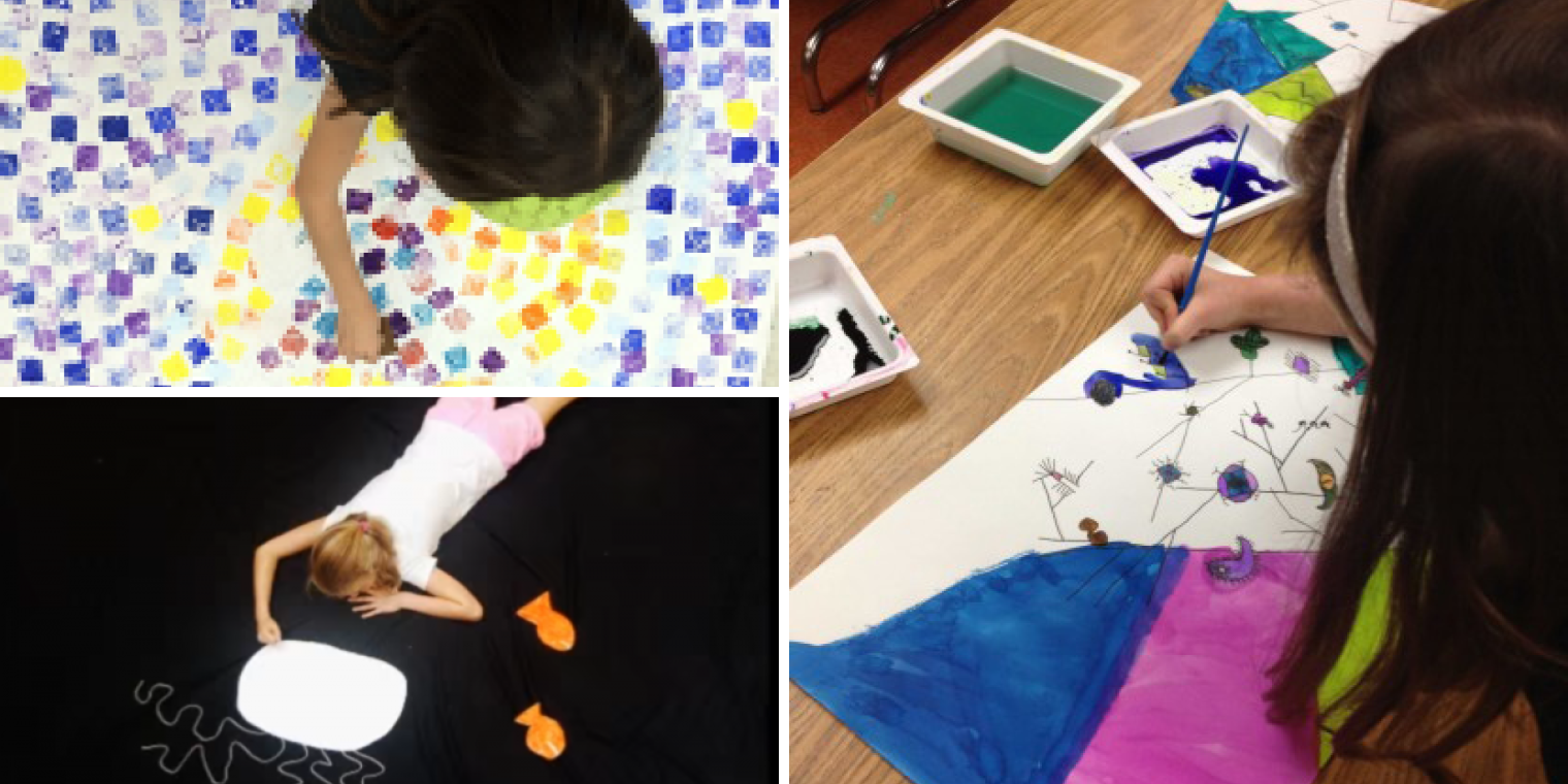 Greater Reston Arts Center (GRACE) offers Digital Summer Art Camp, 2020