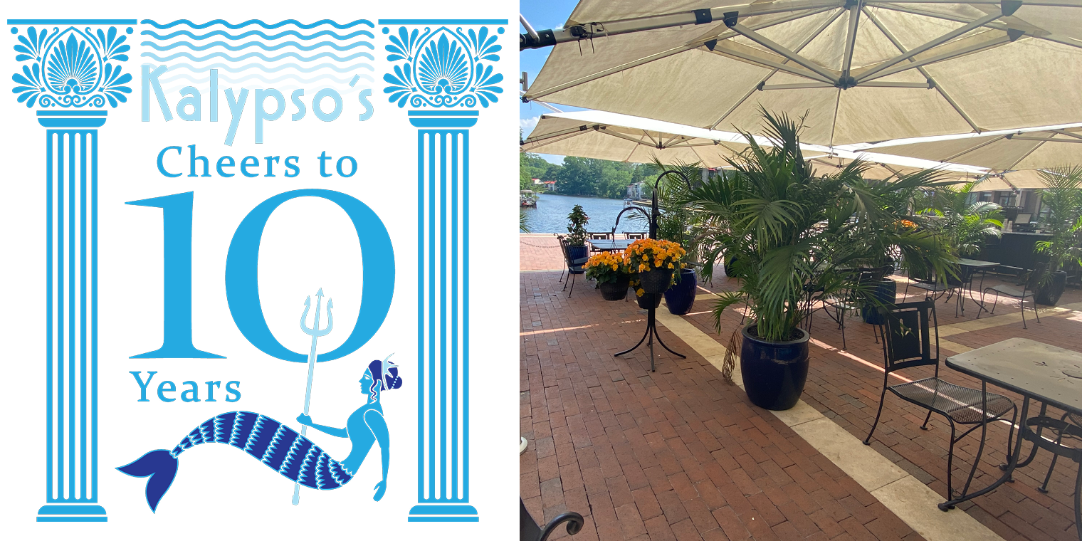 Kalypso's Sports Tavern Celebrates 10 Years at Lake Anne, Reston