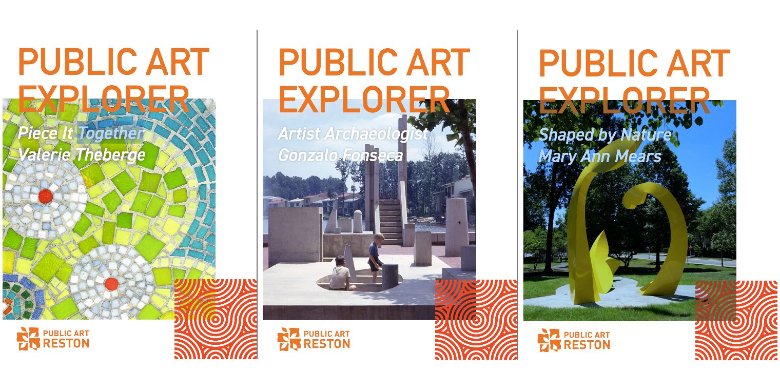 Public Art Reston launches Public Art Explorer learning art adventures