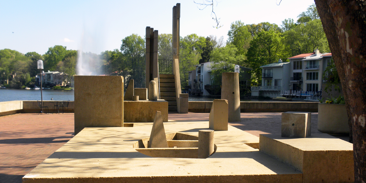Public Art Reston publishes updated, self-guided tour of Lake Anne public art