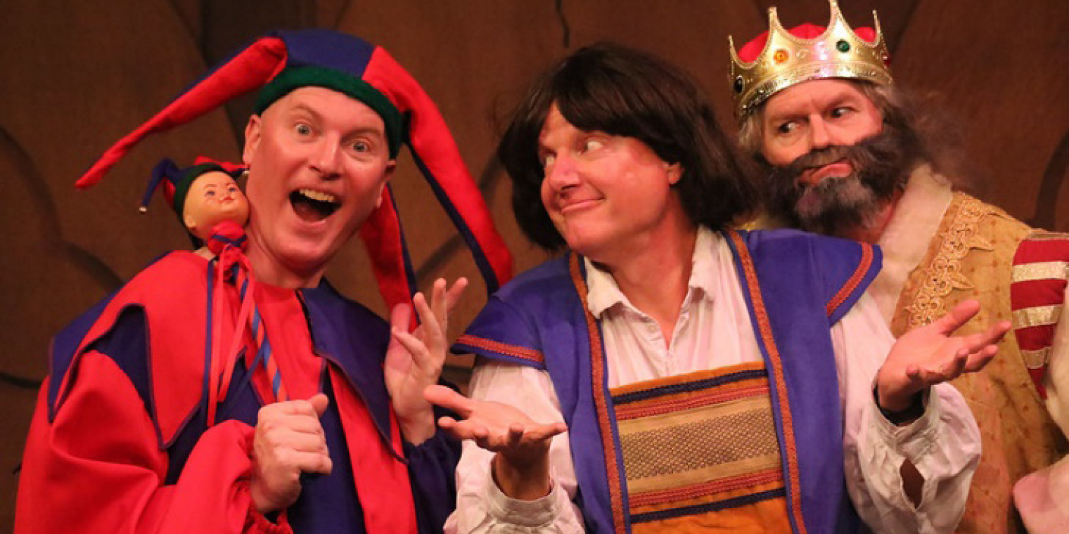 Reduced Shakespeare Company to Return to Reston