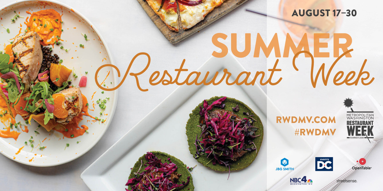 DC Restaurant Week Summer 2020: Participating Tysons & Reston Area Restaurants