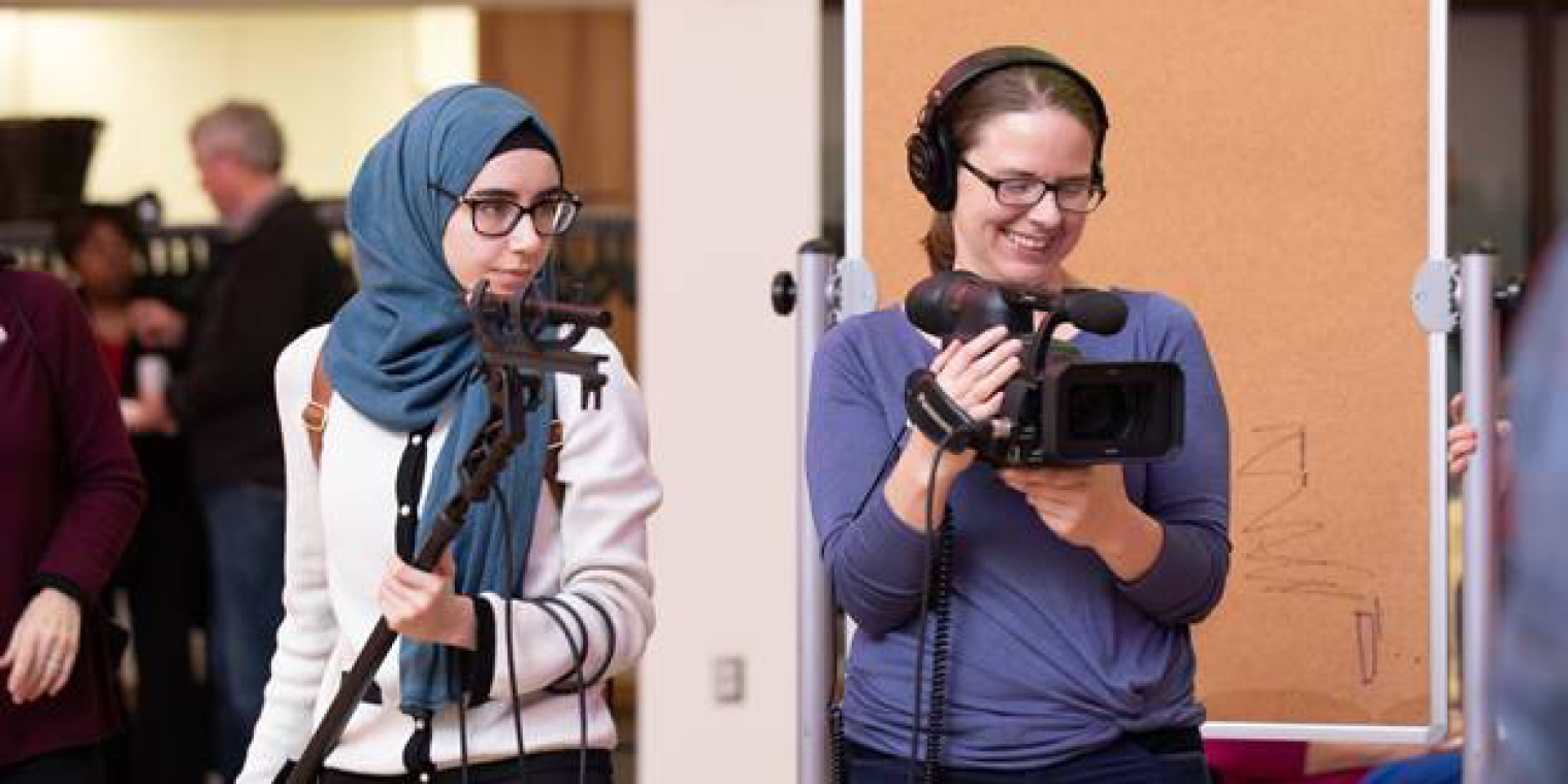 Reston Community Center's YouTube Channel Earns Virginia Parks and Recreation Society Award