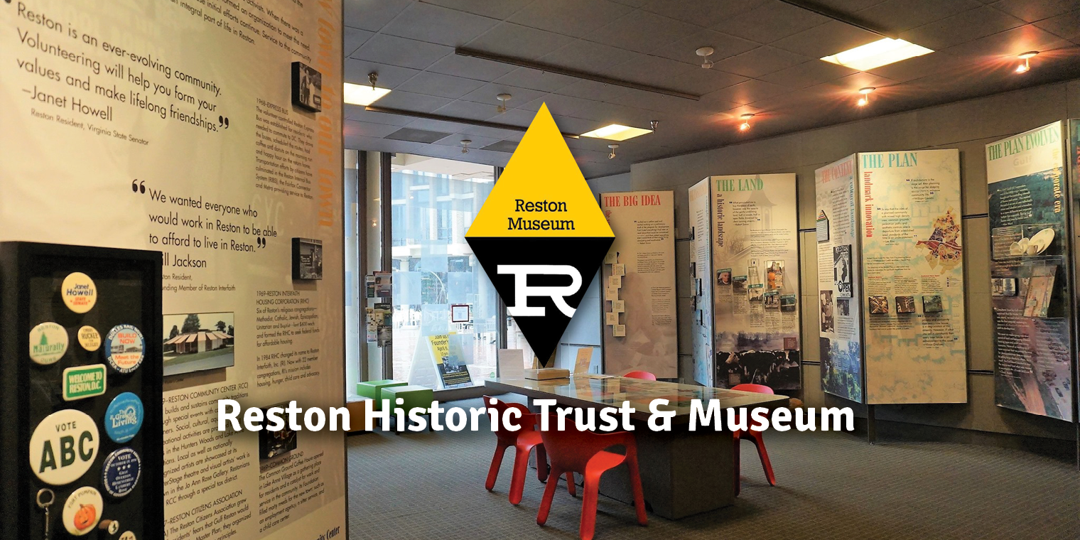Reston Historic Trust & Museum Receives Virginia Tourism Corporation Recovery Marketing Leverage Grant for Tourism Marketing