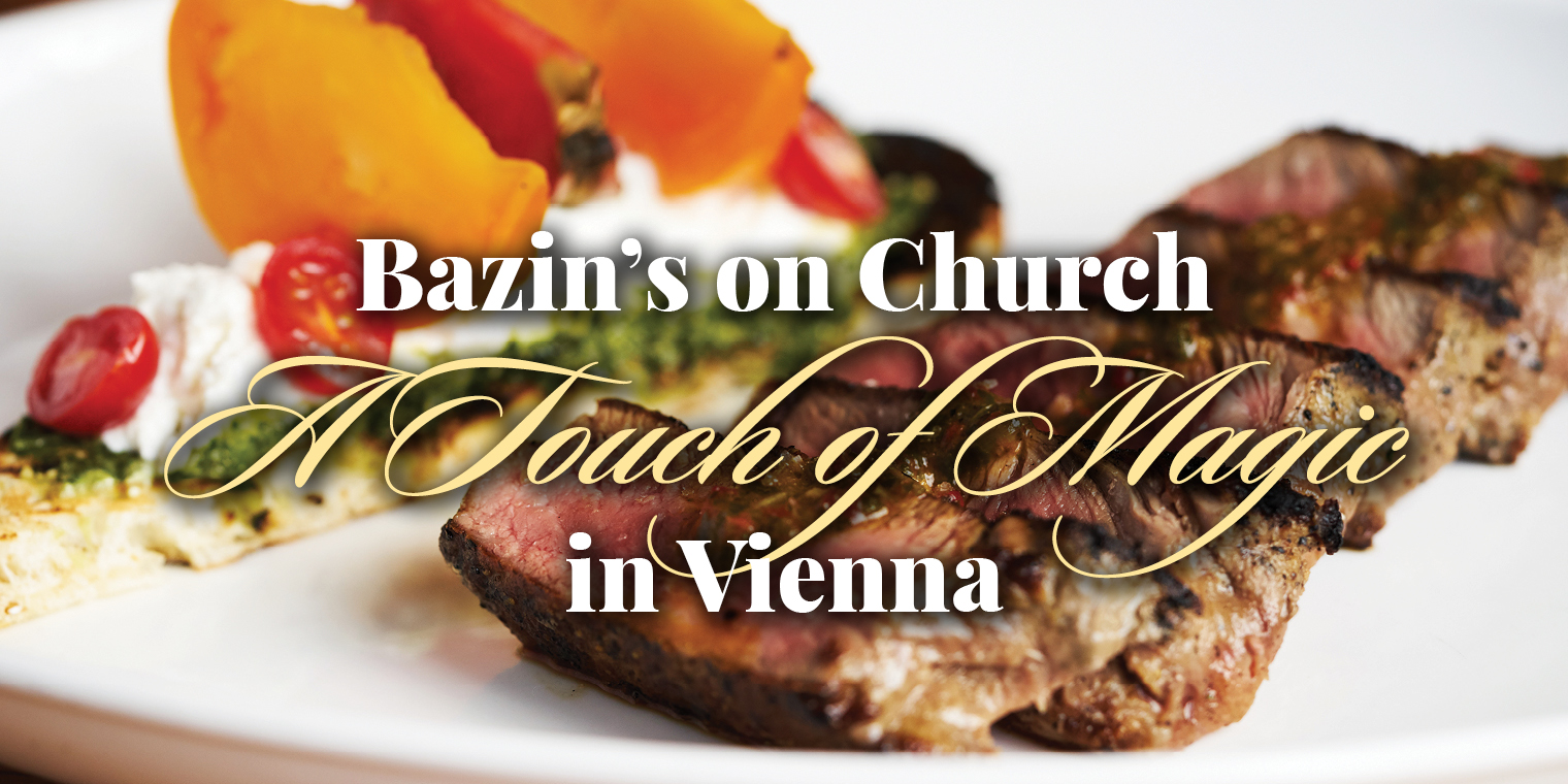 Bazin's on Church: A Touch of Magic in Vienna
