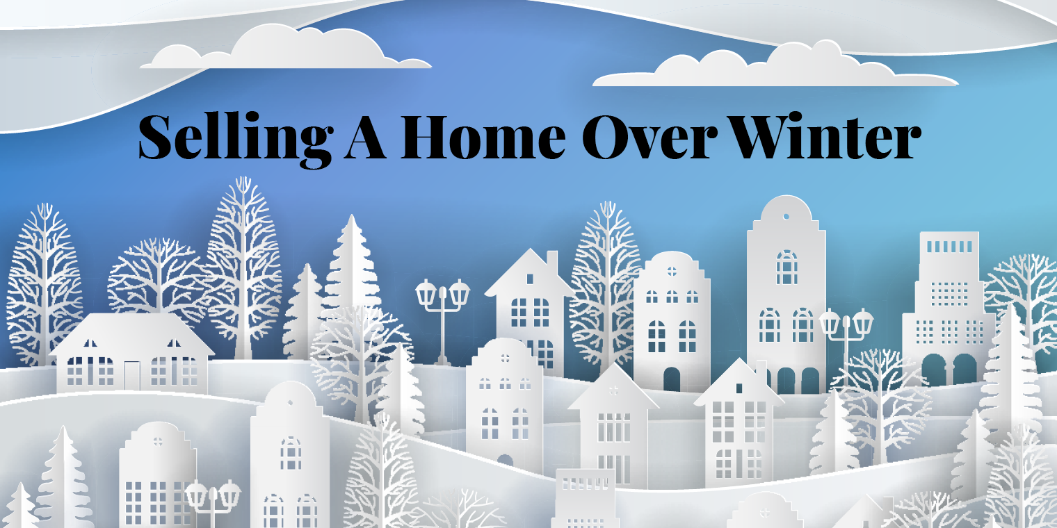 Selling A Home Over Winter
