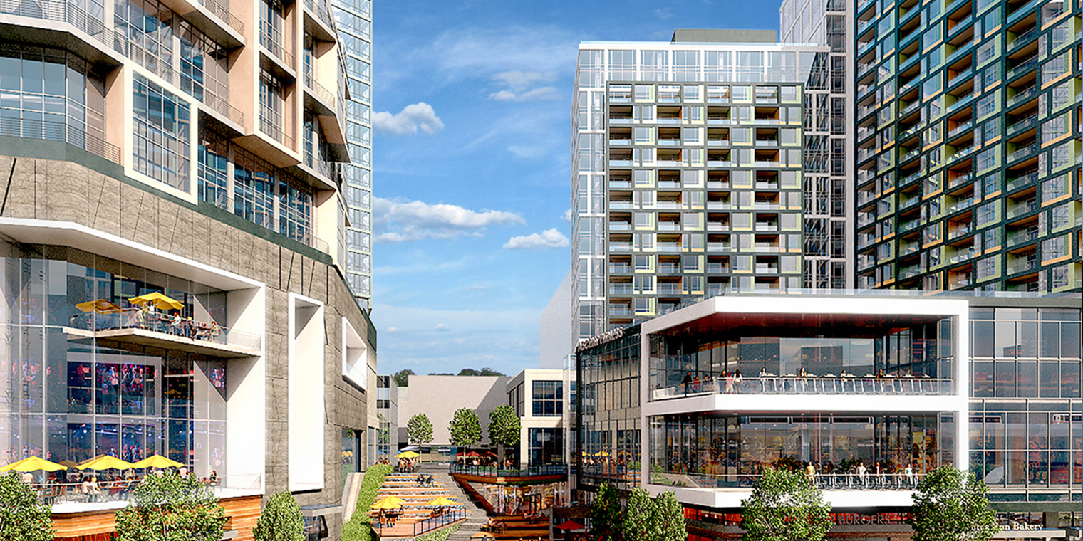 What To Expect From Scotts Run South's New Buildings