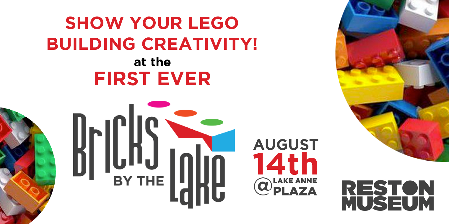 Reston's newest community event inspires creativity one Lego brick at a time