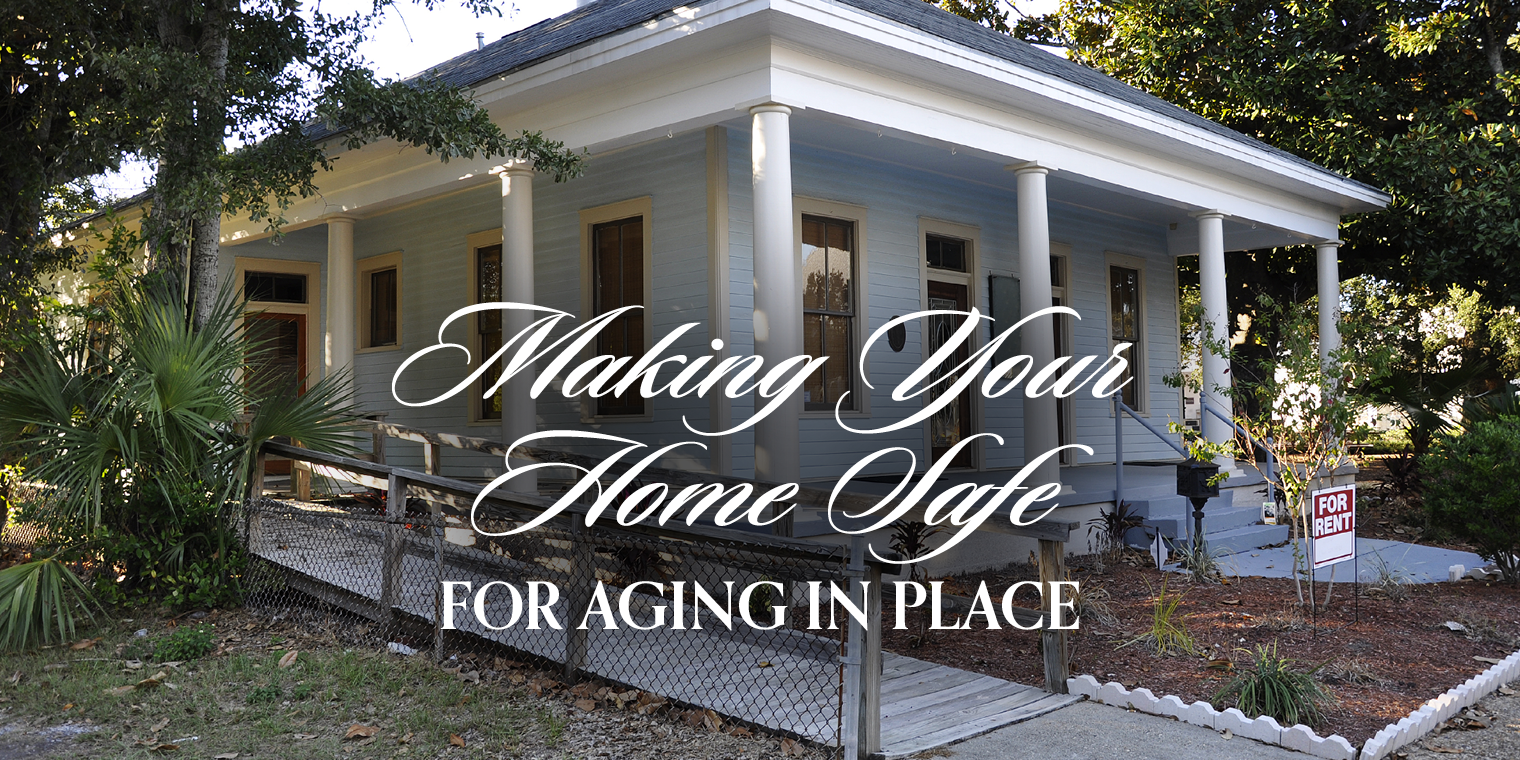 Making Your Home Safe for Aging in Place