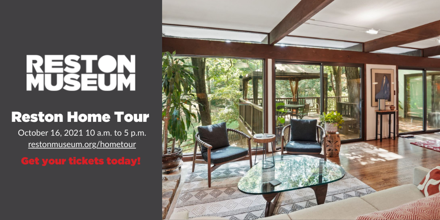 Reston Home Tour is Back! Early Bird Tickets Now on Sale!