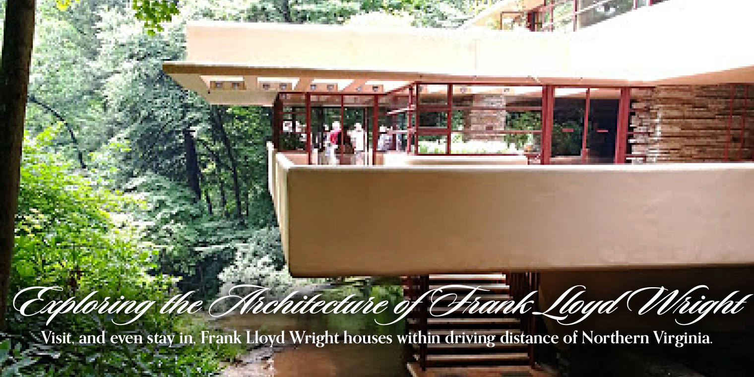 Exploring the Architecture of Frank Lloyd Wright