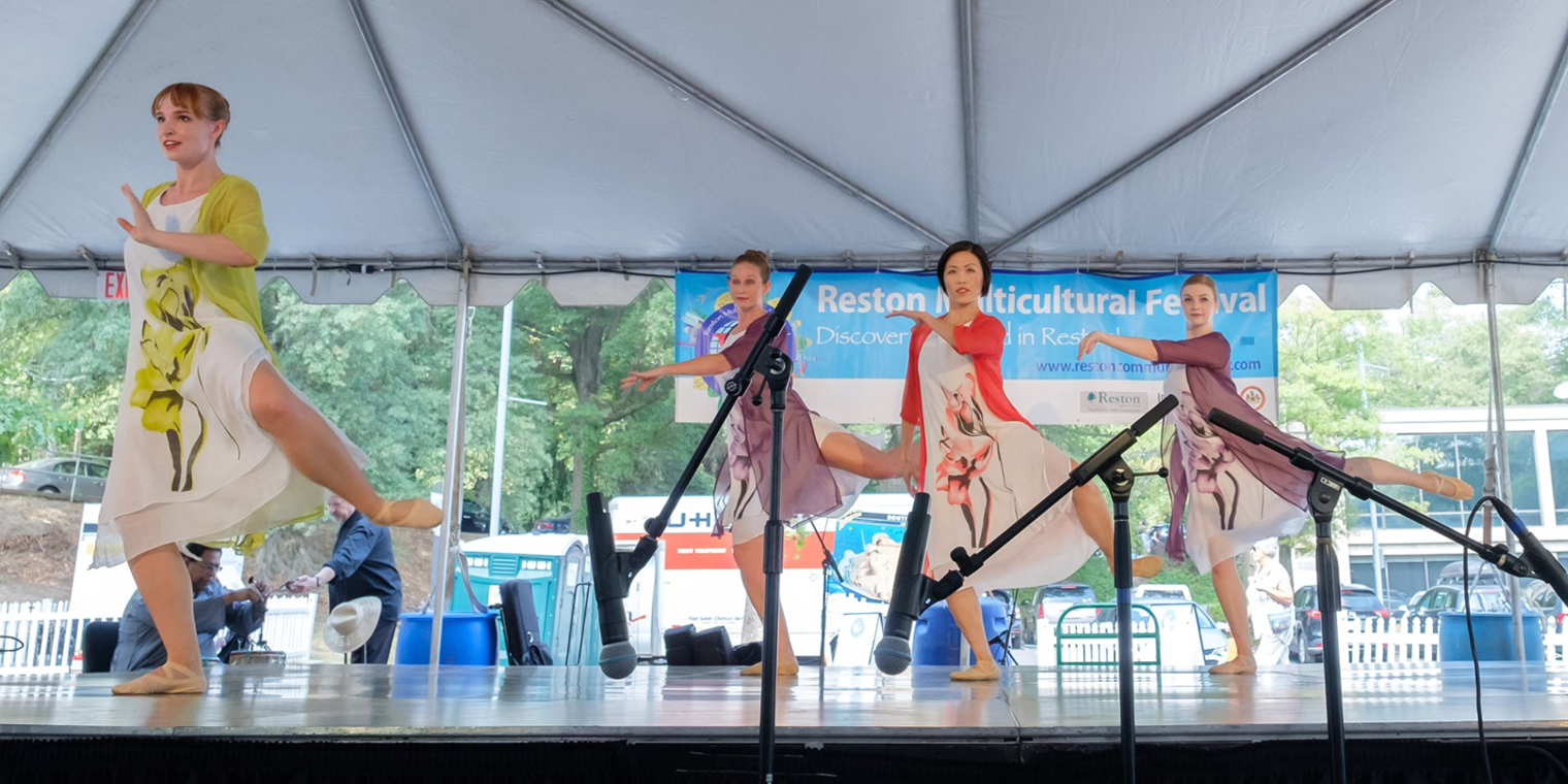 2021 Reston Multicultural Festival Performers and Activities Announced
